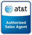 AT&T Authorized Sales Agent logo